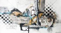 valerie-armstrong-dream-sequence-31x56cm-acrylic-mixed-media-collage-2017