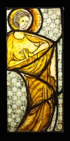 genista-dunham-muse-of-brent-eleigh-stained-glass