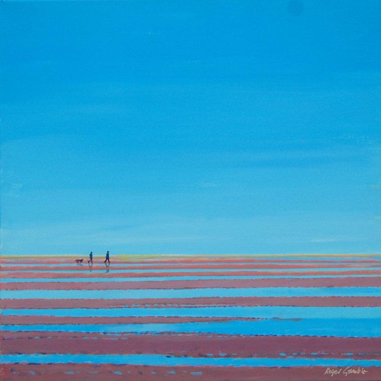 Low tide, Wells