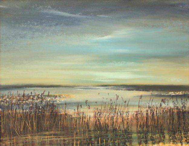 Evening sky, Burnham Overy Staithe
