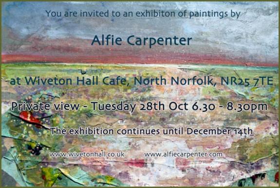 wiveton-hall-cafe-art-exhibition-alfie-carpenter