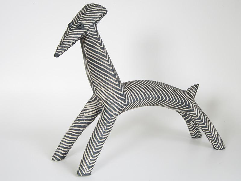 Stripey creature