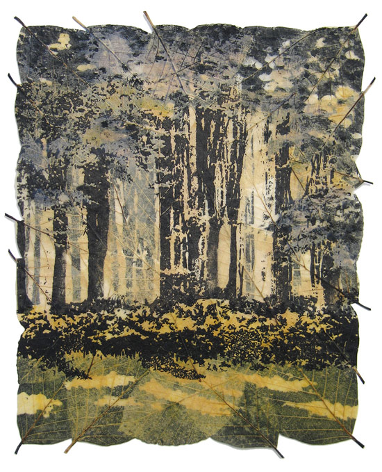 janet-french-summer-evening-trees-woodland-print