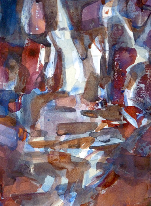 ruth-mccabe-light-in-dark-places-watercolour-on-paper