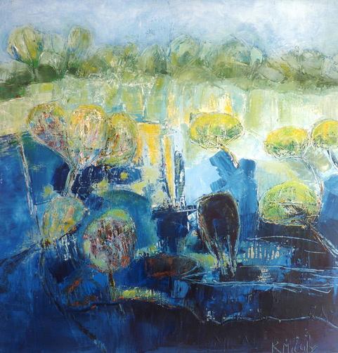 ruth-mccabe-painting-spring-surge