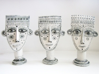 cathy-darcy-three-heads-2018-stoneware-ceramic