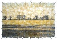 janet-french-stubble-field-screenprint-on-handmade-beech-leaf-paper-40x60cm