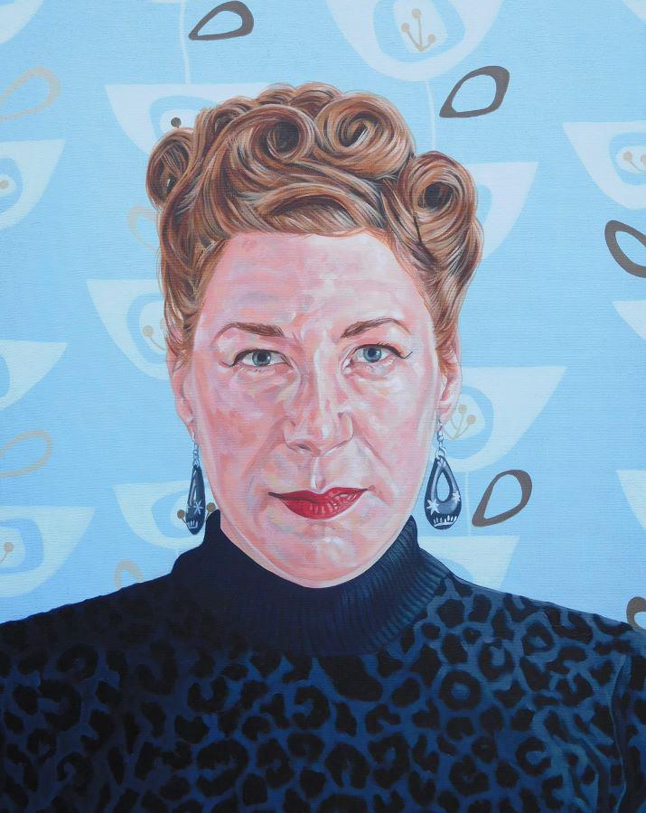 lyn-aylward-self-portrait-oil-on-canvas-50x40cm-2018