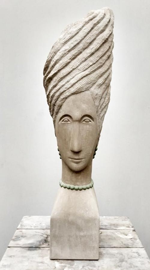 antonia-hockton-sculpture-lady-with-a-jade-necklace