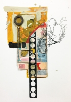 evelyn-polk-monotype-print-collage-and-found-object-30x40cm